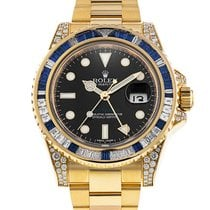 Rolex 116758 SA Yellow gold GMT-Master II 40mm