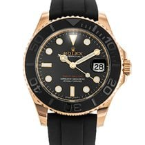 Rolex Yacht-Master 37 Rose gold 37mm Black United Kingdom, London