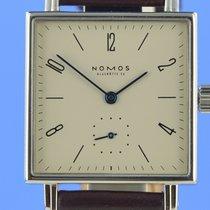 诺莫斯 Tetra 鋼 29.5mm 銀色