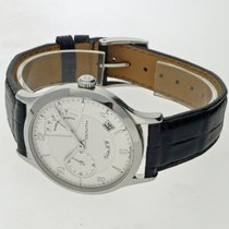 Zenith Elite Power Reserve Steel 37mm Silver Arabic numerals