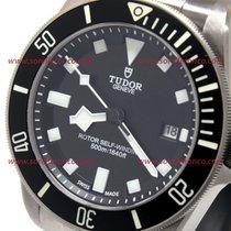 Tudor Pelagos 25500TN - Tudor PELAGOS Titanio Nero Sub Doppio cinturino 2013 pre-owned