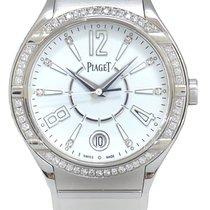 Piaget Or blanc 38mm Quartz G0A35014 nouveau