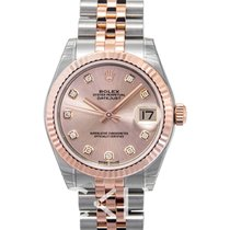 Rolex Oro rosado Automático 178271 G nuevo