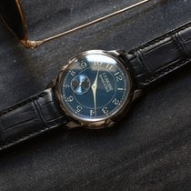 F.P.Journe Souveraine Chronometre Bleu 2019 nieuw