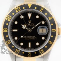 Rolex GMT-Master II 16713 1998 pre-owned