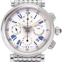 Dubey & Schaldenbrand Steel 40mm Automatic pre-owned