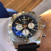 Breitling Chronomat 44 GMT AB0420 2019 neu