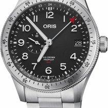 Oris 01 748 7756 4064-07 8 22 08 Acier Big Crown ProPilot GMT 44mm nouveau