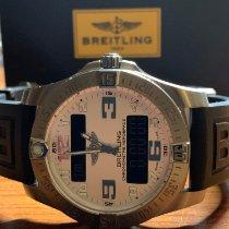 Breitling Aerospace EVO Titan Weiß