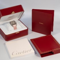 Cartier new Automatic Steel Sapphire Glass