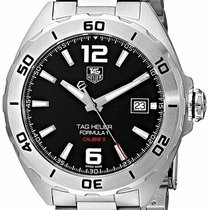 TAG Heuer Formula 1 Calibre 5 41mm Black United States of America, California, Los Angeles