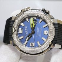 Clerc Steel Automatic H1-1.R.4 pre-owned