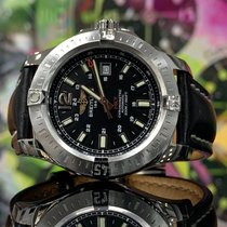 Breitling Colt Automatic Acier 44mm Noir France, Paris