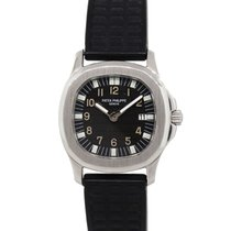 Patek Philippe Aquanaut Steel 30mm Black Arabic numerals