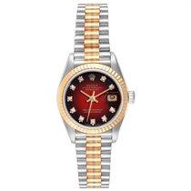 Rolex Lady-Datejust 69179 1995 подержанные