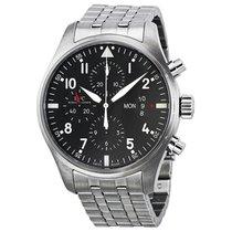 IWC Men's IW377704 Pilots Chronograph Automatic Watch