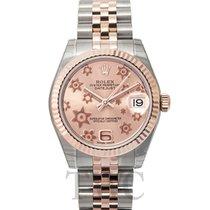 롤렉스 (Rolex) Datejust Lady 31 Pink/18k rose gold Ø31mm Jubilee...