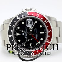 Rolex Gmt Master II 16710  Rectangular DIAL NUOVO  Z 2007 NOS  GS