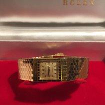 Rolex Precision lady 18kt