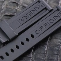 Rubber set for panerai 44mm Fit for Deployment clasp