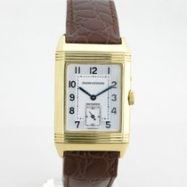 Jaeger-LeCoultre Reverso Duoface pre-owned 26mm Yellow gold