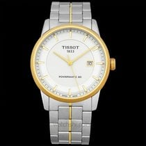 Tissot Luxury Automatic Staal