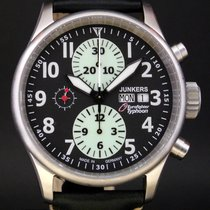Junkers Steel 42mm Automatic 6220-2 pre-owned
