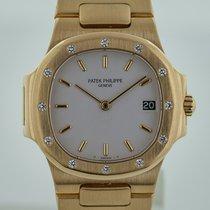 Patek Philippe Nautilus, Ref 4700, Ladies, 18K Gold, Diamond...