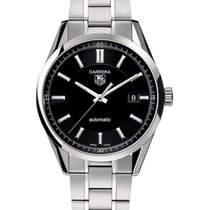 TAG Heuer Carrera Calibre 5 Staal 39mm Zwart Nederland, Amsterdam