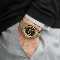 Rolex Daytona Roestvrij Staal & 18K Geel Goud 16523 - W4740