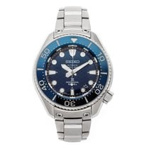 Seiko 48.2mm Automatic pre-owned Marinemaster Blue