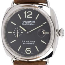 Panerai Radiomir Black Seal pre-owned 45mm Steel