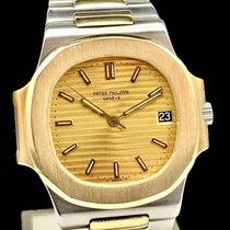 Patek Philippe Nautilus Ref. 3800 Stahl/Gold Medium