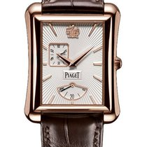 Piaget Emperador Rose gold 32mm Silver No numerals United States of America, New York, New York