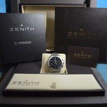 Zenith El Primero Chronograph new 40mm Steel