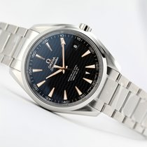 Omega Seamaster Aqua Terra Steel 41.5mm Black No numerals United States of America, New Jersey, Princeton