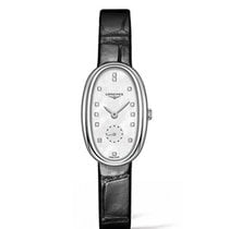 Longines Symphonette Steel 34mm Mother of pearl No numerals United States of America, New York, New York