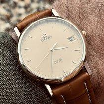 Omega De Ville Mens vintage 1980 - 1989 good price Men's watch
