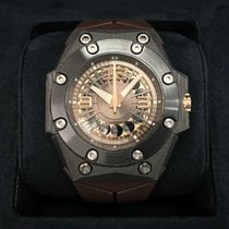 Linde Werdelin Carbon Automatic 44mm pre-owned Oktopus Moon