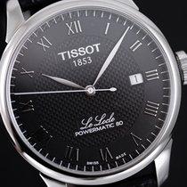 Tissot Steel 39,30mm Automatic T0064071605300 new