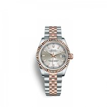 Rolex Lady-Datejust Gold/Steel 31mm Silver United States of America, Florida, Miami