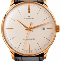 Junghans Rose gold 38,4mm Automatic 027/9334.00 new