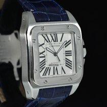 Cartier Santos 100 W20076X8 2013 pre-owned