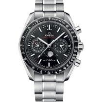 Omega Speedmaster Professional Moonwatch Moonphase 304.30.44.52.01.001 2019 nouveau