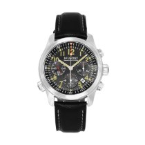 Bremont ALT1-P Pilot Steel 43mm Black United Kingdom, Norwich
