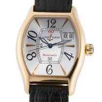 Ulysse Nardin Michelangelo Rose gold 35mm Silver United States of America, New York, New York