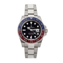 Rolex 116719 White gold GMT-Master II 40mm pre-owned United States of America, Pennsylvania, Bala Cynwyd