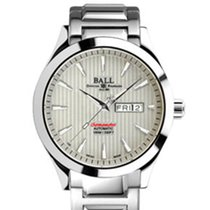 Ball Engineer II Chronometer Red Label Steel 43mm No numerals United States of America, New Jersey, Edgewater