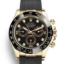 Rolex Daytona Yellow gold 40mm Black No numerals United States of America, New Jersey, Woodbridge