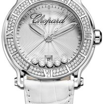 Chopard Happy Sport 288525-3003 pre-owned